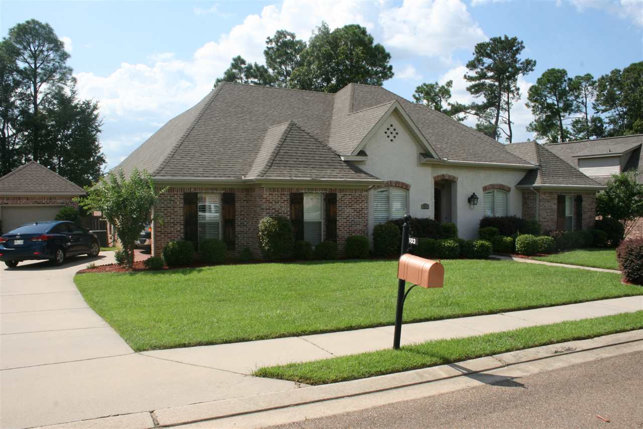 103 CARRA WAY   Clinton MS 39056 - Mississippi property for sale