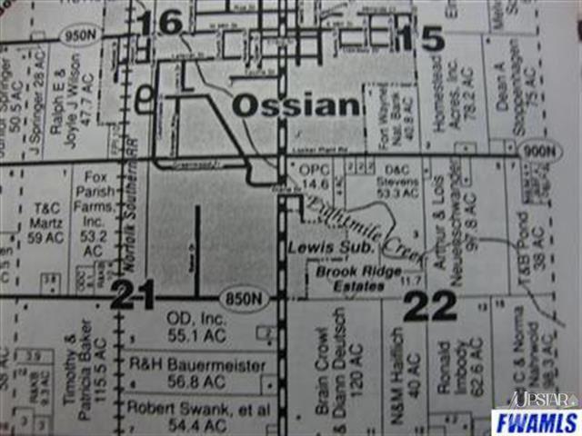 1706 Diane Dr, Ossian, IN 46777
