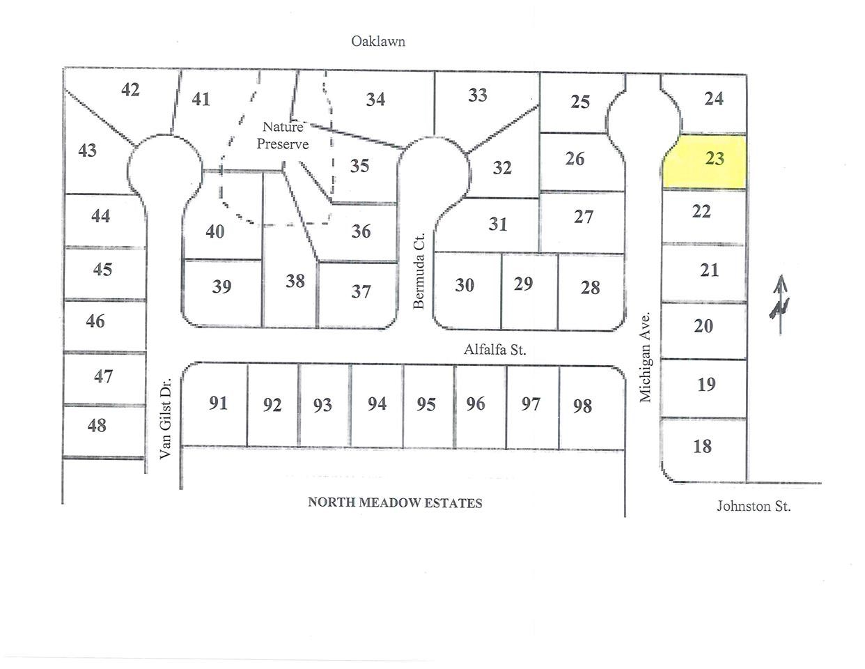 Lot 23 Michigan Ave, Goshen, IN 46528