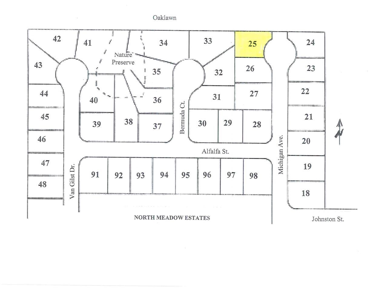 Lot 25 Michigan Ave, Goshen, IN 46528