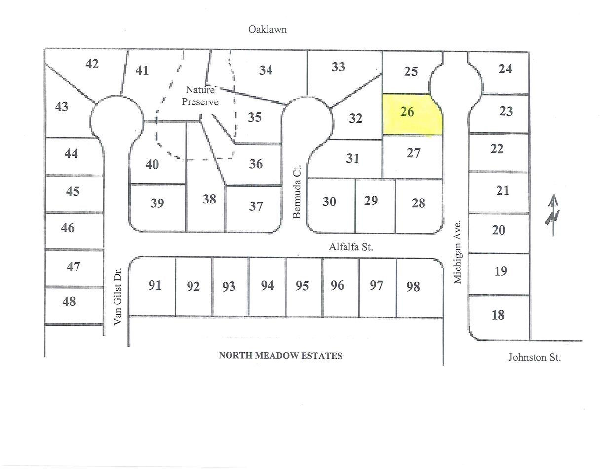 Lot 26 Michigan Ave, Goshen, IN 46528
