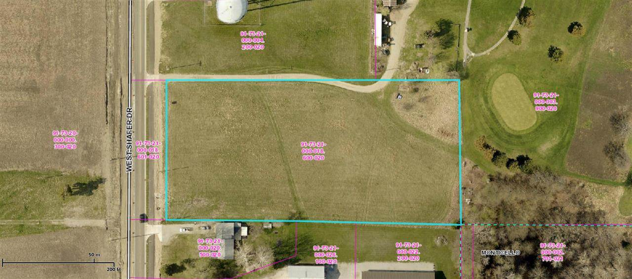 West Shafer Dr, Monticello, IN 47960