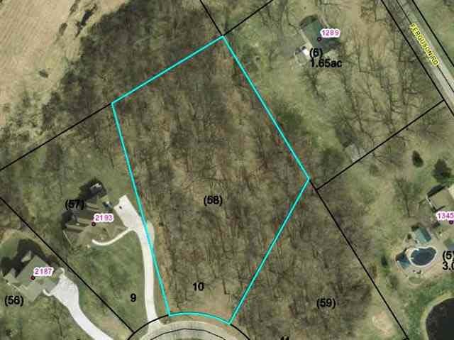 0  Blackberry Trail, Lot 10  Warsaw, IN 46580