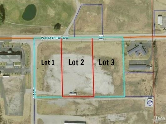 Lot 3 State Rd 120, Fremont, IN 46737