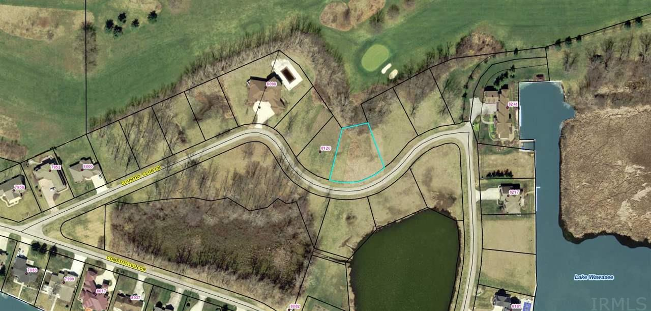 TBD E Country Club Lane, lot 60 Land Syracuse, IN 46567