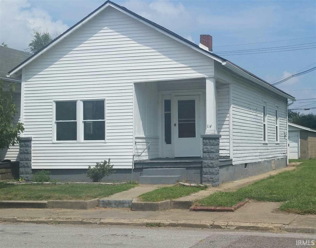 114 S Denby, Evansville, IN 47713