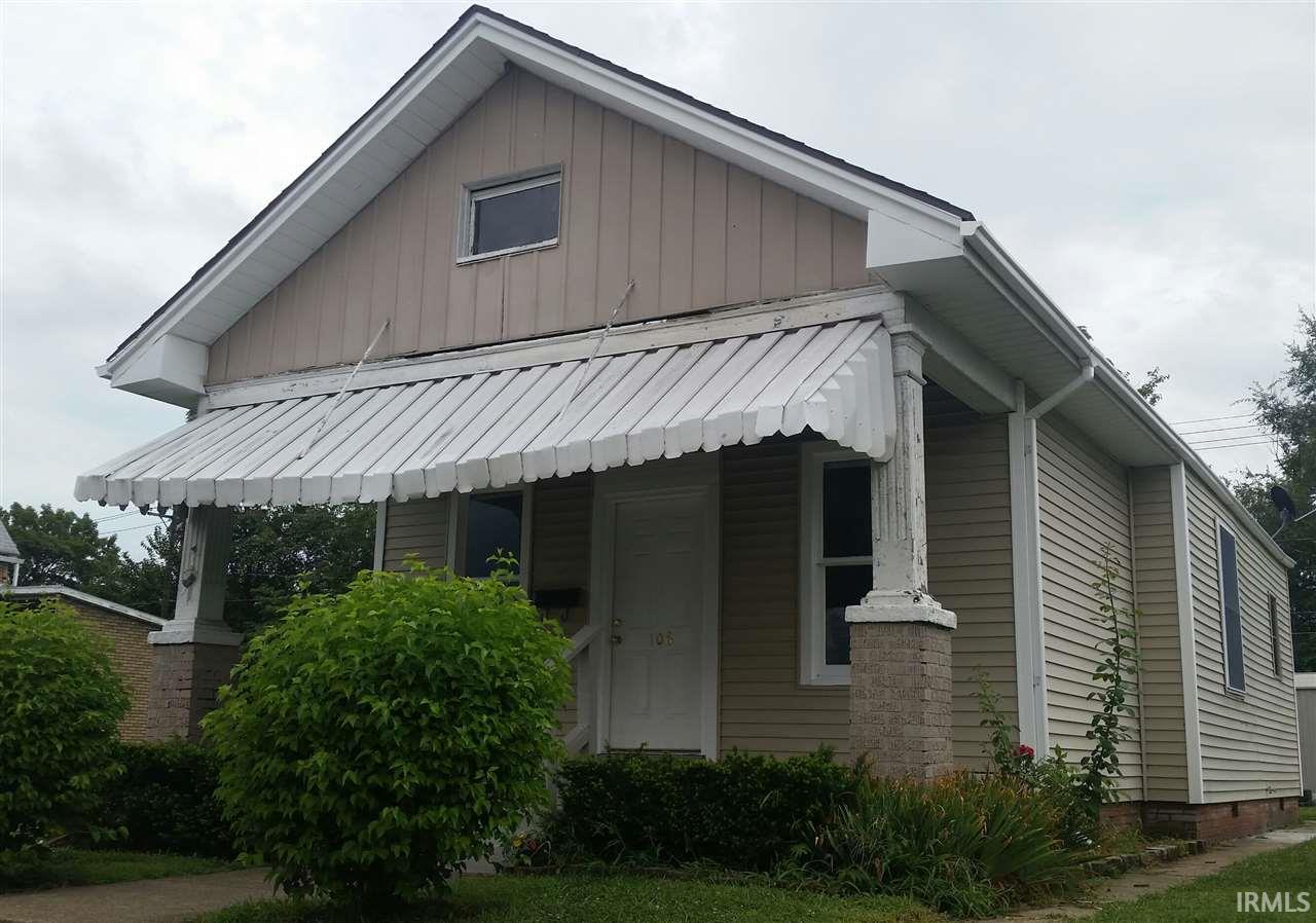 112 S Denby, Evansville, IN 47713