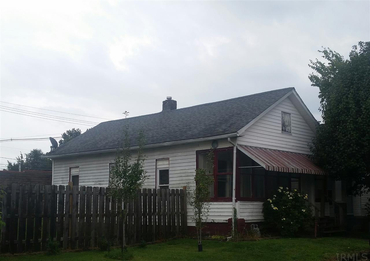 110 S Denby, Evansville, IN 47713
