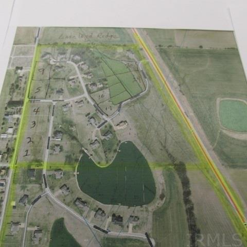 5429 Red Lake Dr-lakeland Ridge I Lot 3 Drive, Mount Vernon, IN 47620
