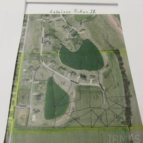 5610 Red Lake Dr Lot 27 Subd Ii Drive, Mount Vernon, IN 47620