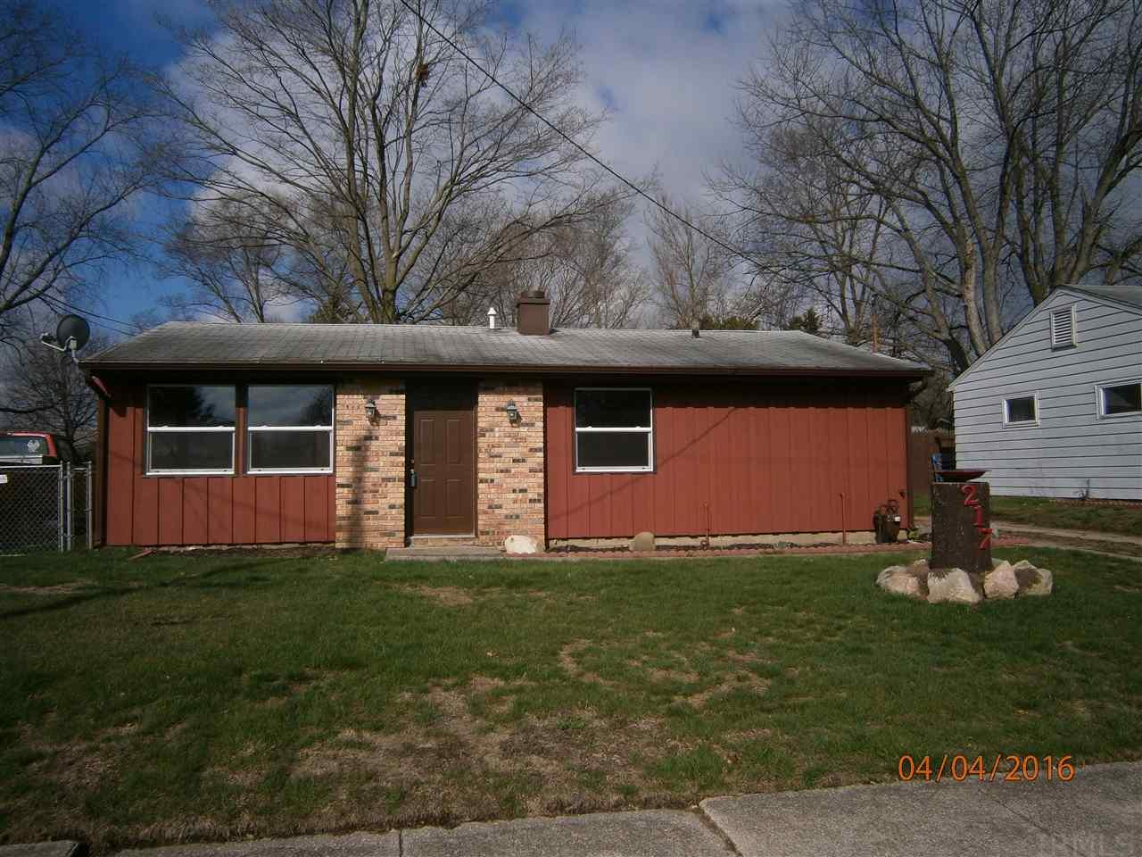 217  Home Elkhart, IN 46516