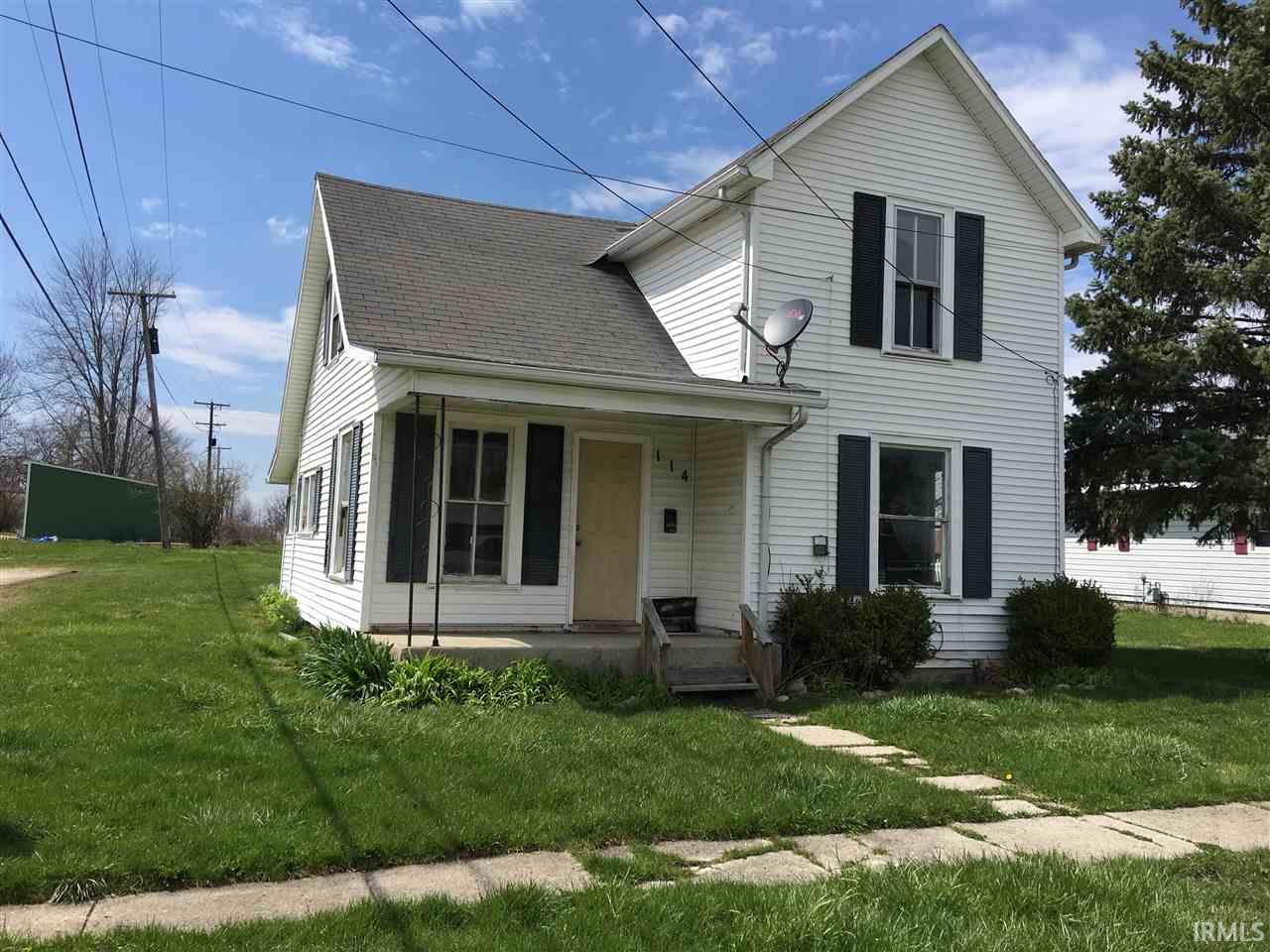 114 N Western Ave, Butler, IN 46721