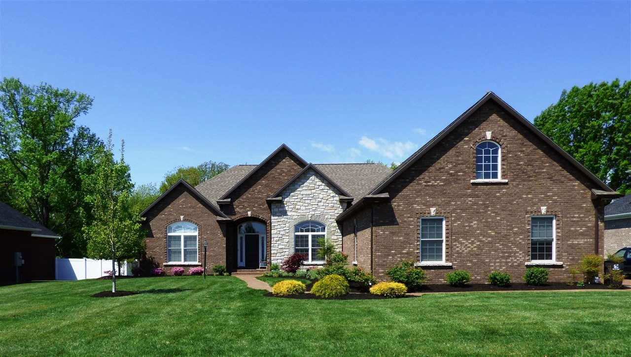 Evansville in homes for sale with a finished basement Homes with finished basements for sale