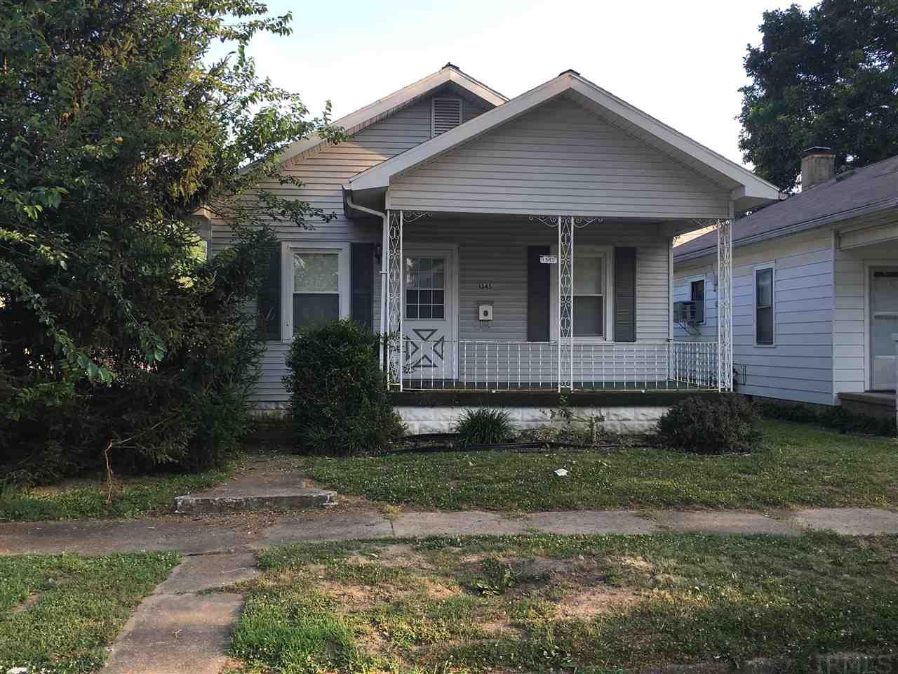 1345 e indiana street evansville in 47711