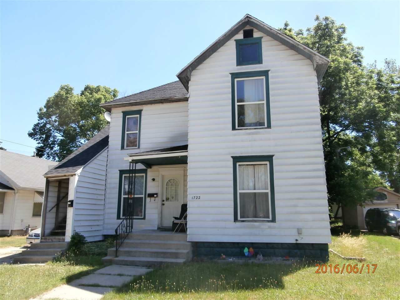 1722  10th Elkhart, IN 46516