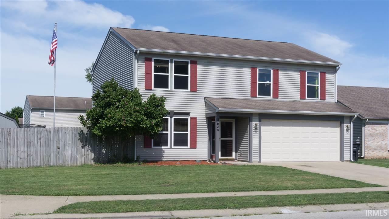 3624 Braddock Drive, Lafayette, IN, 47909 Primary Photo