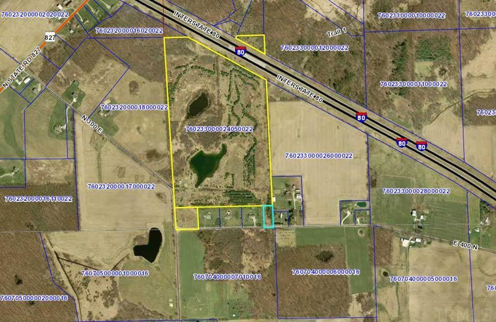 Tract 1 400 N, Fremont, IN 46737