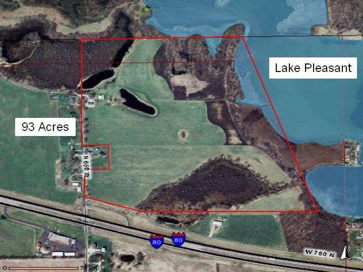 7940 N 650 W Lake Pleasant, Orland, IN 46776