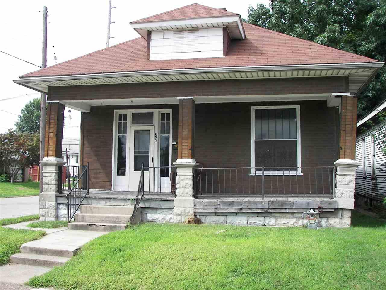 evansville in homes for sale near lincoln school