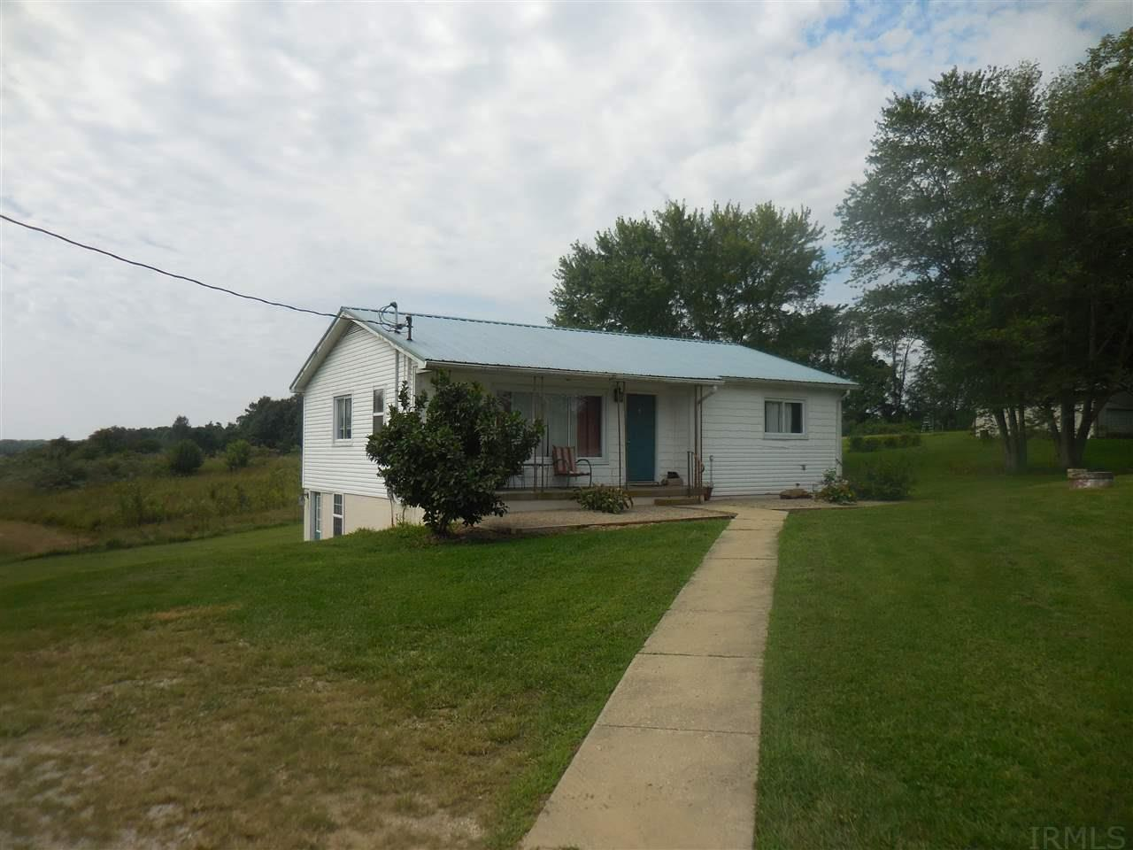 15360 Dover Hill Road, Loogootee, IN 47553