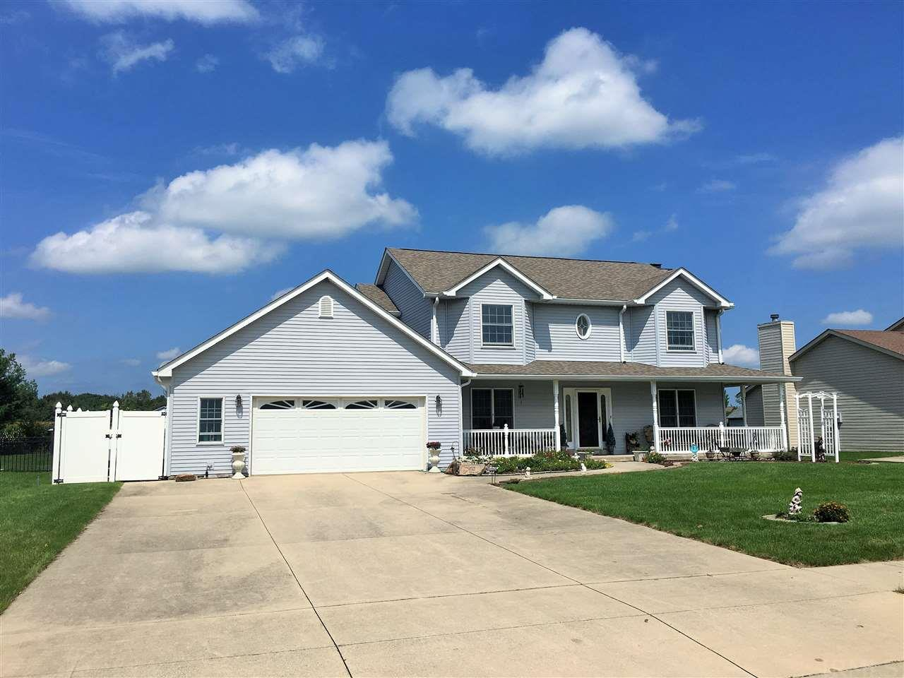 2214 AMERICAN DRIVE, Marion, IN 46952