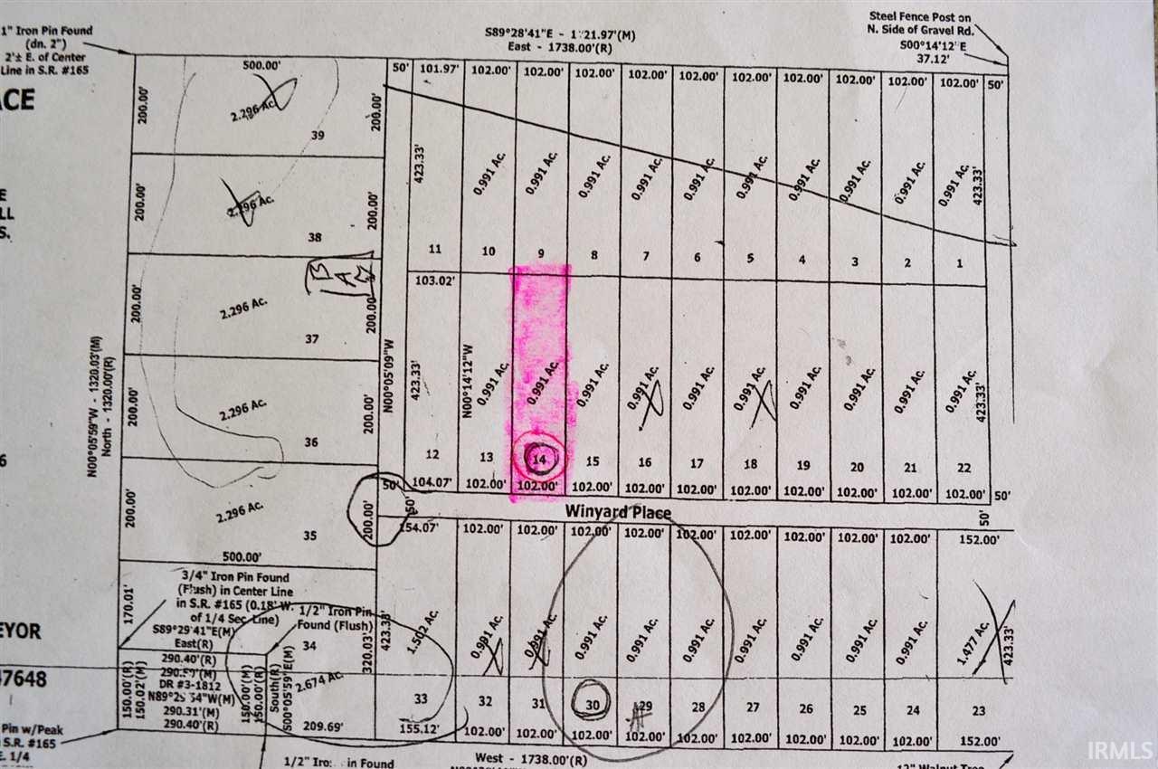 14 Winyard, Owensville, IN 47665