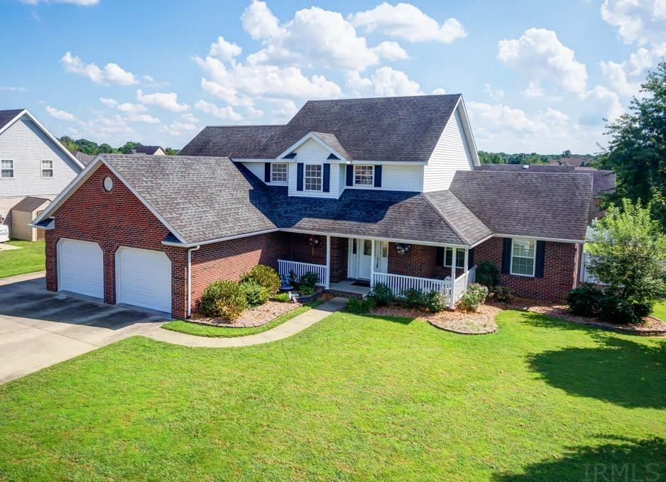 1771 White Oak, Jasper, IN 47546
