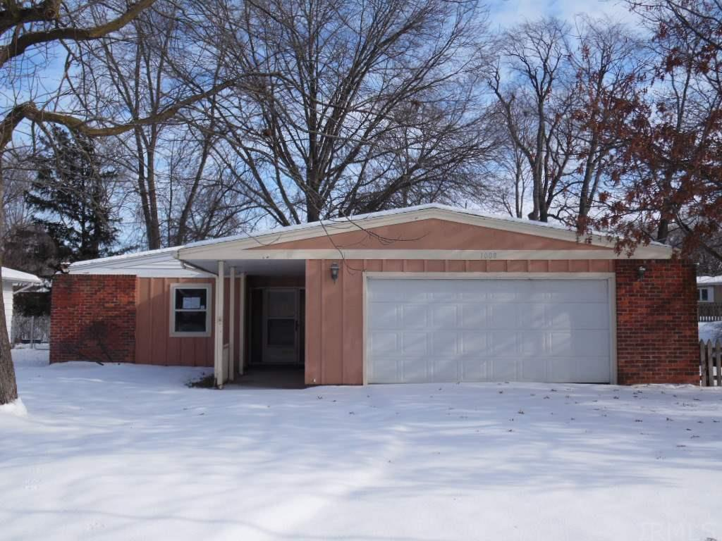 foreclosed homes for sale fort wayne