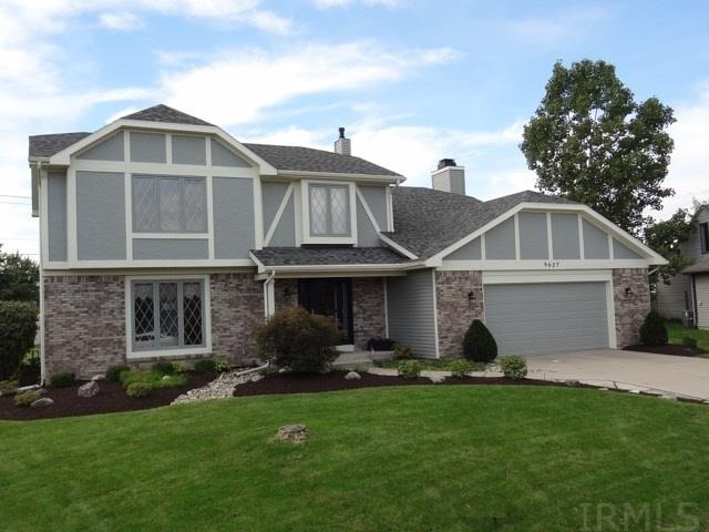 9627 West Cove Court, Fort Wayne, IN 46804
