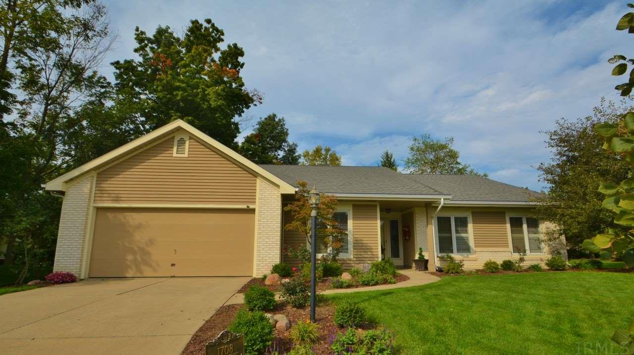 1708 Thicket Court, Fort Wayne, IN 46814