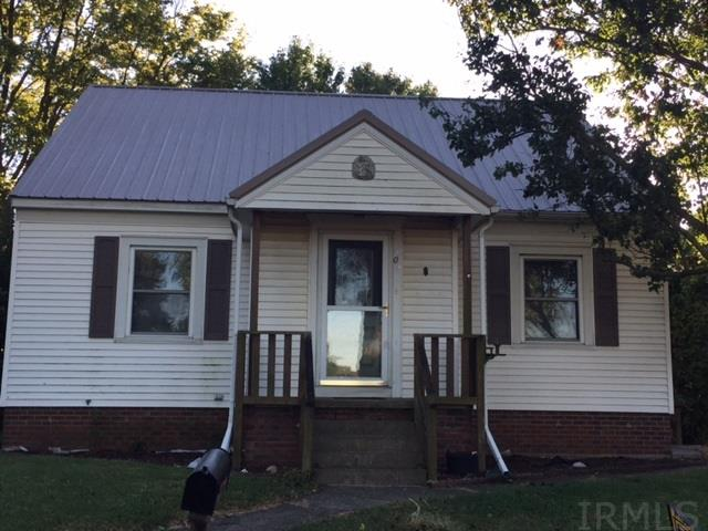 203 S Madison, Fowler, IN 47944