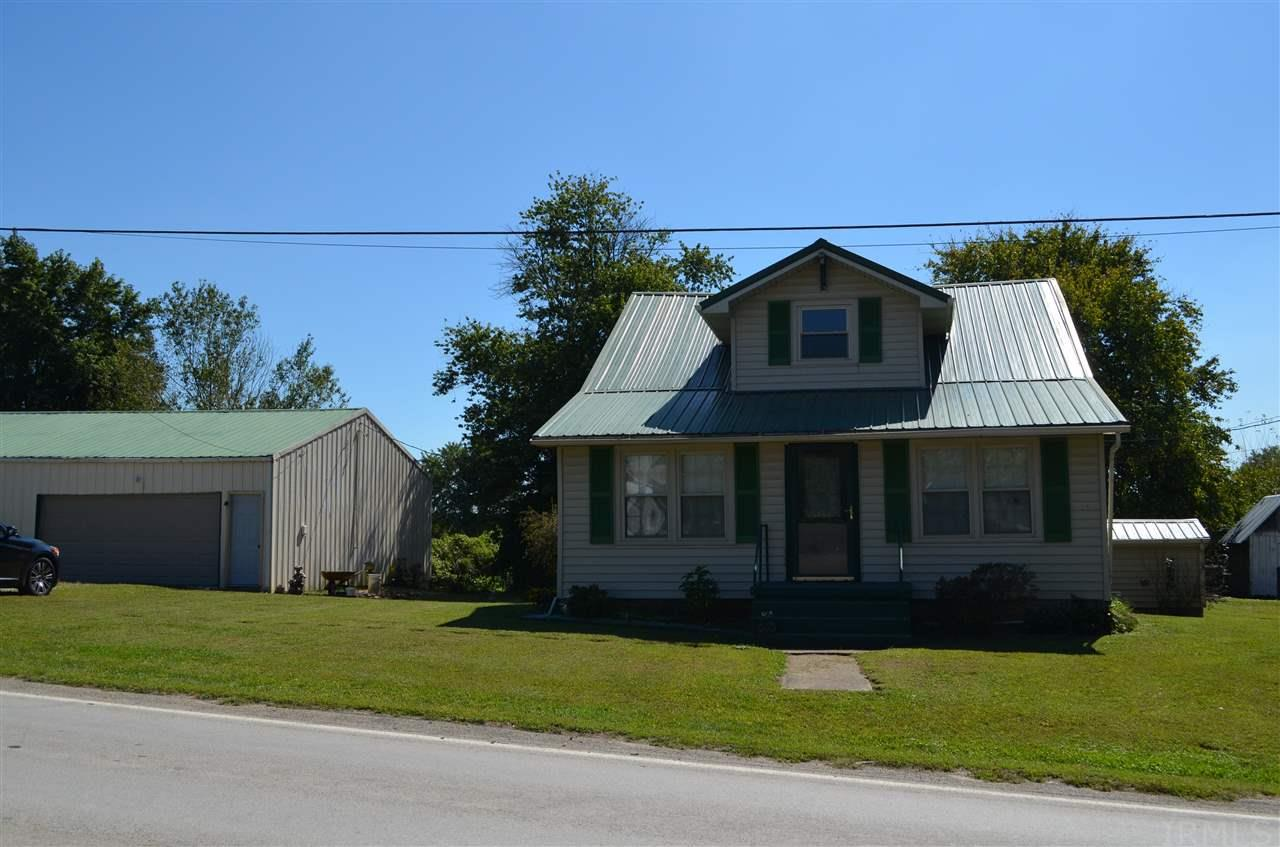 11569 S State Road 61, Spurgeon, IN 47584