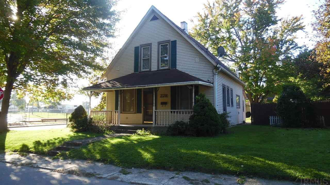 228 E Townley, Bluffton, IN 46714