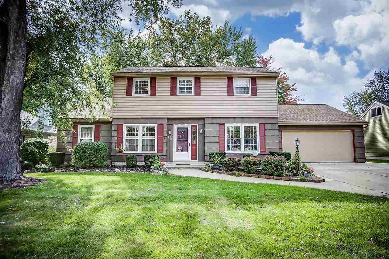 7612 Harcourt Drive, Fort Wayne, IN 46835