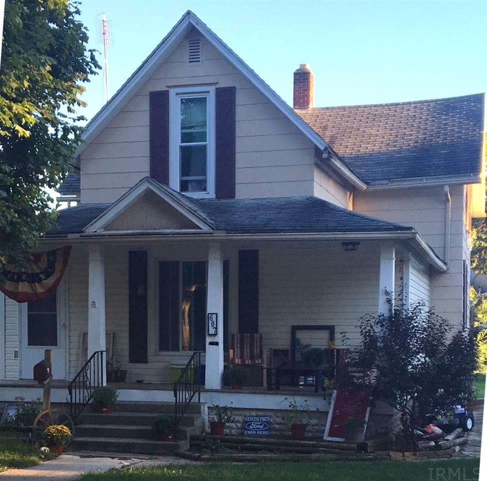 607 Marshall, Decatur, IN 46733