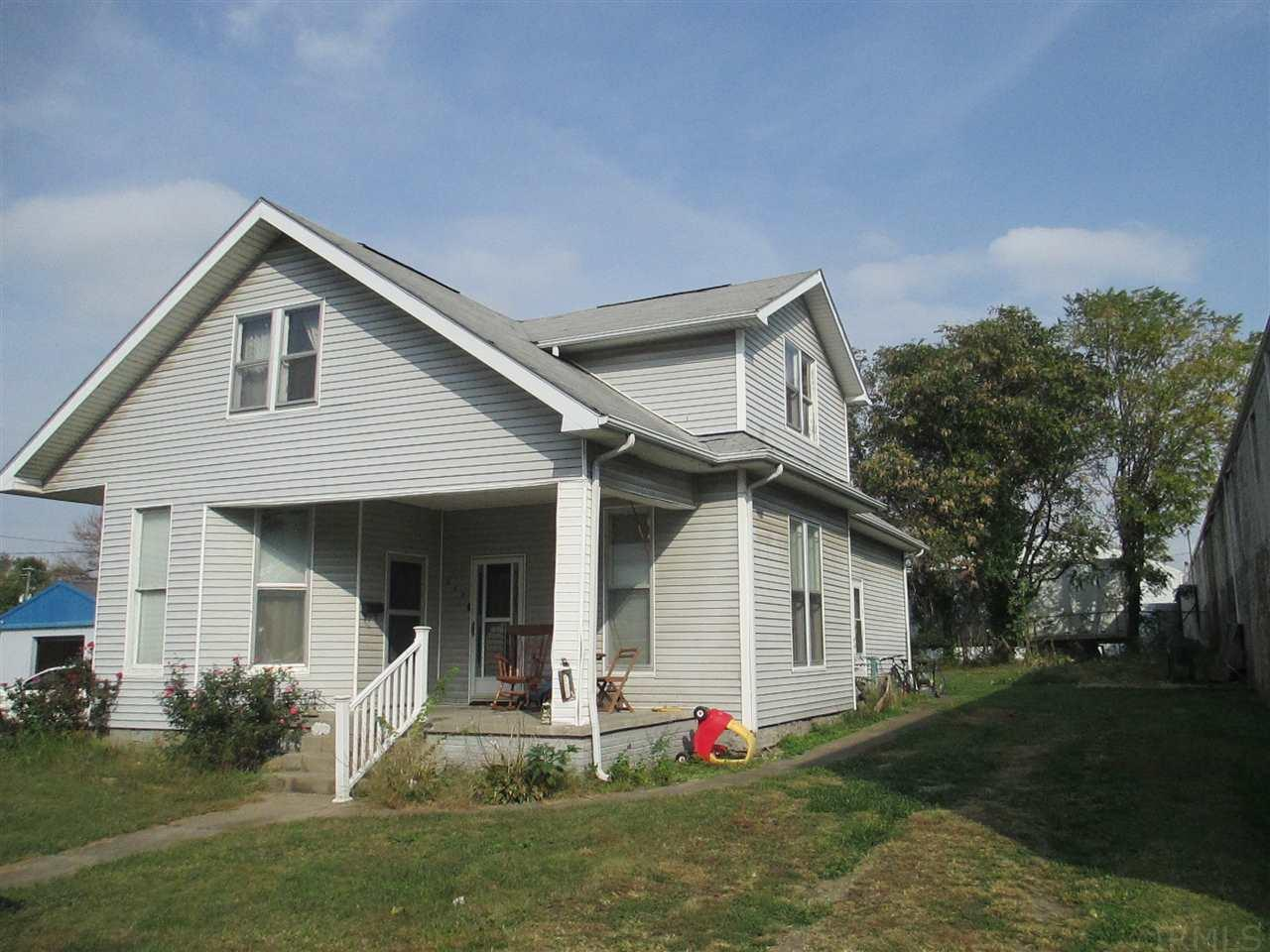 203 W TENTH, Mount Vernon, IN 47620