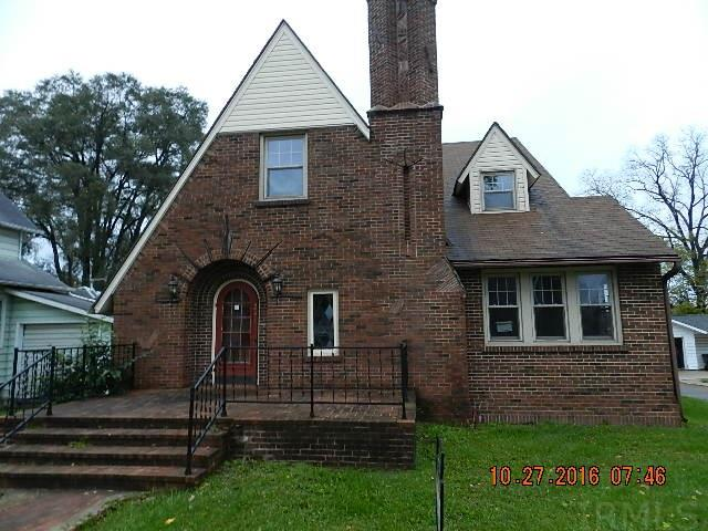 241 N Jefferson, Cromwell, IN 46732
