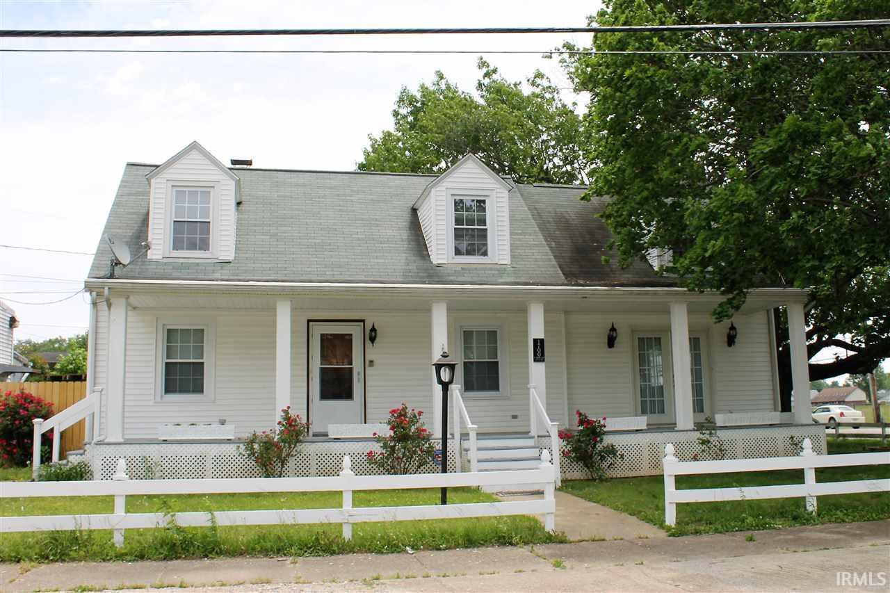 1700 E Morgan Ave, Evansville, IN 47711