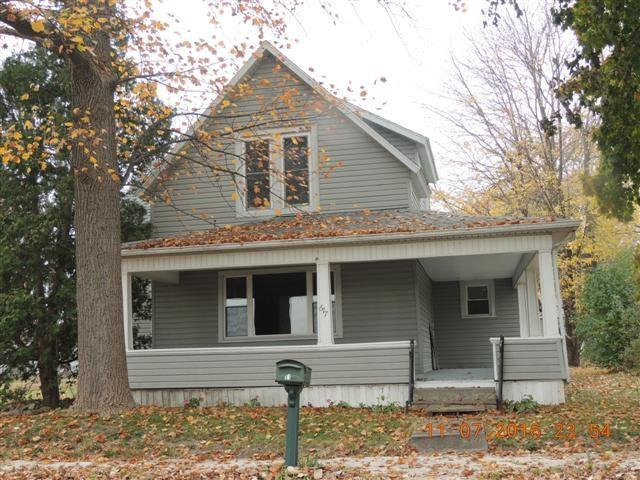 617 E Grant, Hartford City, IN 47348