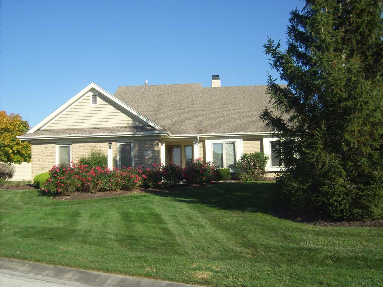 531 Bayspring Drive, Fort Wayne, IN 46814