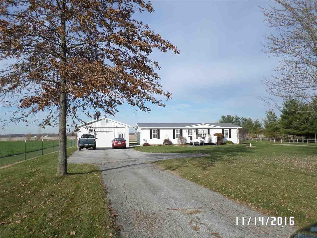 2173 W 500 N, Hartford City, IN 47348