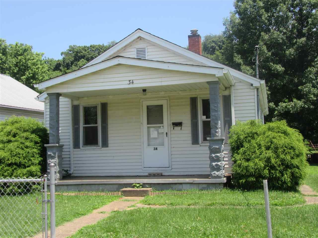 34 9th, Tell City, IN 47586