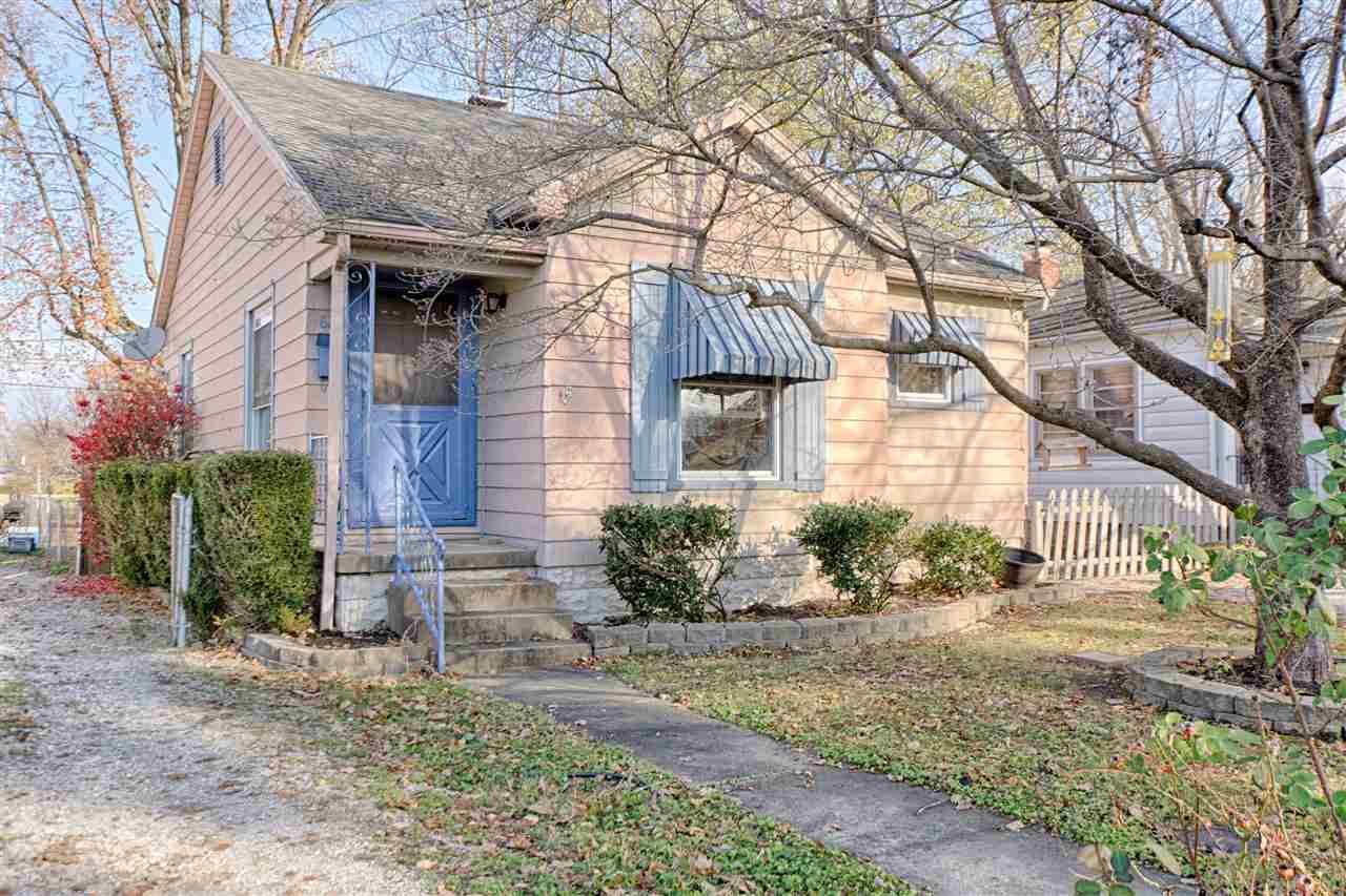 621 Meyer, Evansville, IN 47710