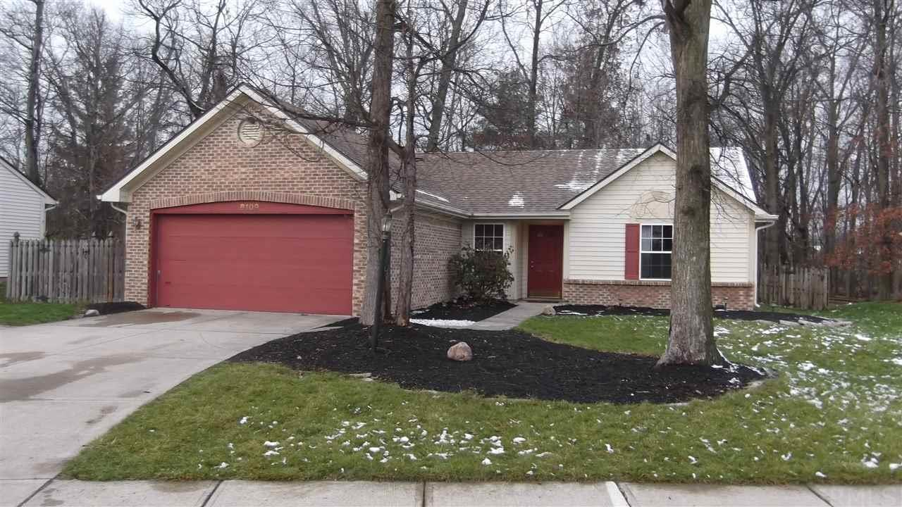 8109 MAPLE VALLEY Drive, Fort Wayne, IN 46835