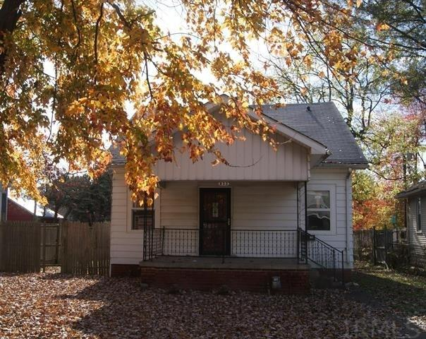 833 Taylor Ave, Evansville, IN 47713