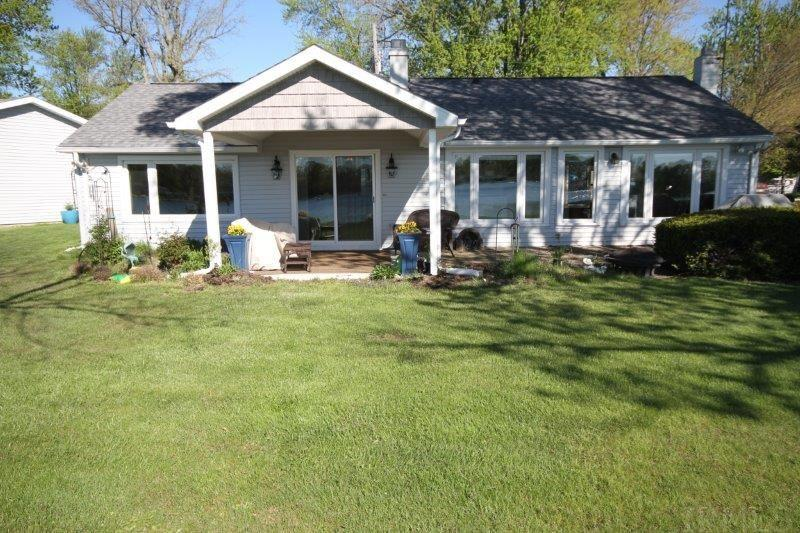 7055 S 1195 E McClish Lake, Hudson, IN 46747