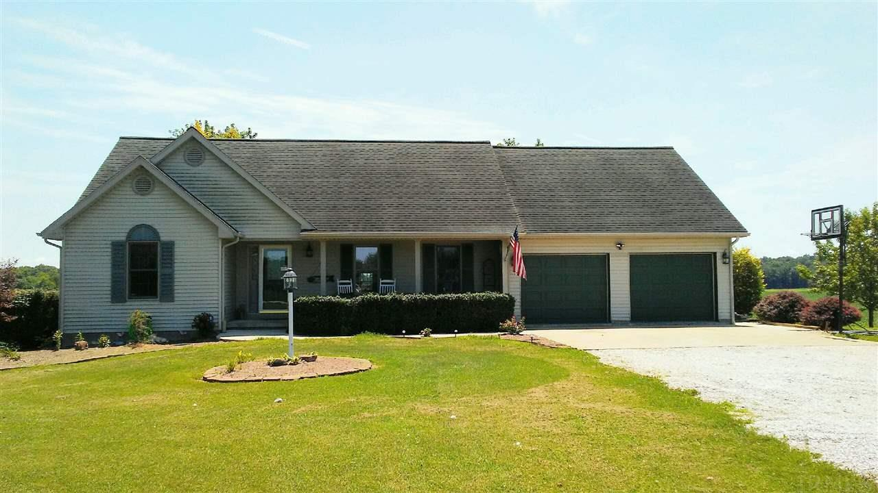 7 PERSIMMON RIDGE ACRES, Mitchell, IN 47446