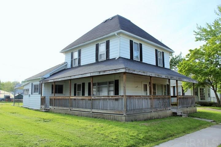 1007 N MONROE, Hartford City, IN 47348