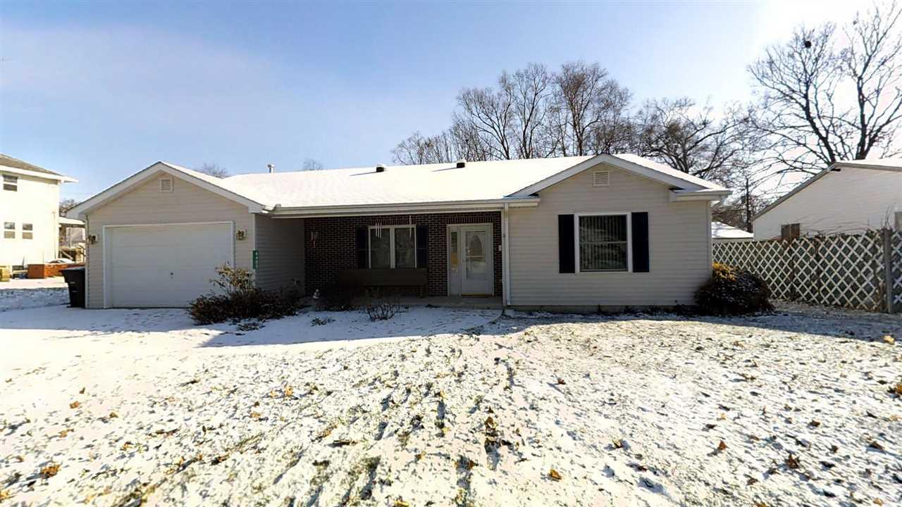 6405 Gardenview Drive, Fort Wayne, IN 46809