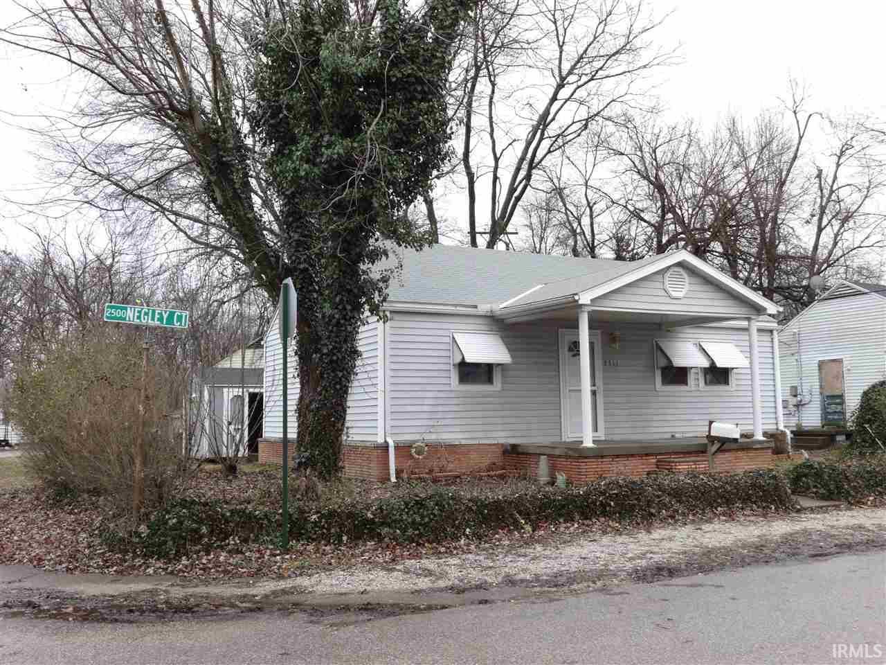 2511 Negley, Evansville, IN 47711